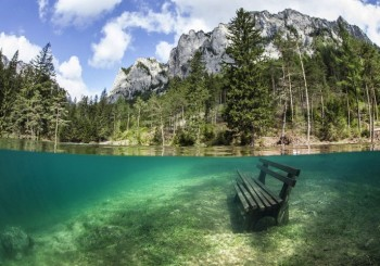 Fantastic Green Lake – Austria